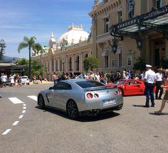 #Casino  Nissan GTR R35  Casino Square Monaco #nissan#gtr#r35#turbo#twinturbo#monaco#bmw#audi#mercedes#bentley#maserati#ford#ferrari#casino#autogespot#awesome#amazingcars247#instacars#nissangtr#nissanr35#nissangtrr35 by ejcarspotting from #Montecarlo #Monaco