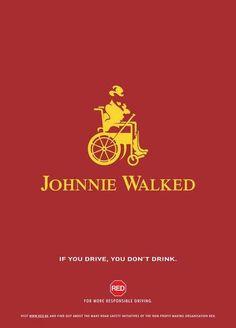 Las 6 campañas más impactantes y creativas sobre beber y conducir
