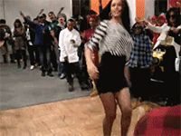 Discover & share this Dancing GIF with everyone you know. GIPHY is how you search, share, discover, and create GIFs. Sleek Hairstyles, Weave Hairstyles, Pretty Hairstyles, Natural Hair Weaves, Natural Hair Styles, Paris Is Burning, Perfect Gif, Braids With Weave, Funny As Hell
