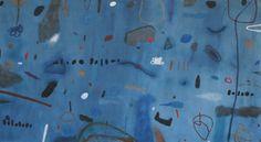 """Laguna Azul"" / ""Blue Lagoon"" Artist: Didier Mayes Year: 2011 39.37 x 70.87 in. - 100 x 180 cms.  #didier #didiermayes #oaxaca #oaxacaart #mexicanart #artemexicano #latinamericanart #latinamerica #auragalerias #artecontemporaneo #arte #art #contemporaryart #artgallery #mexico #mexicodf #df #cdmx @mexicocity #galeriadearte #artnet #artworld #artlover #artcollector #coleccion #collection #investment #coleccion #painting #pintura"