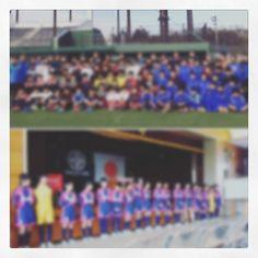 昨日は #可児市卒団サッカーフェティバル 今日は #卒団式 監督を務め今は #筆舌に尽くし難し