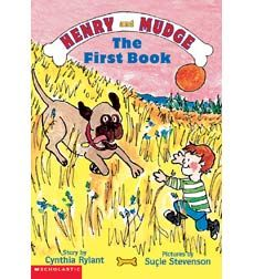 Henry and Mudge series by Cynthia Rylant. Every kindergartener in Green Lake knows and loves these books, and I happily take the blame.