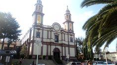 Iglesia de San José de Gracia, Michoacán.