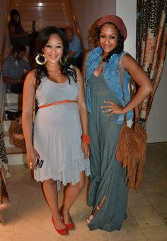 Tia Mowry Pregnant 2013