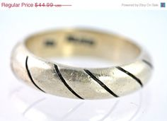 Bracelet and Ring Sale Vintage Mexican 925 by Yourgreatfinds
