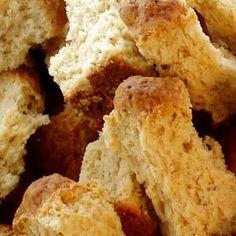 Buttermilk Ouma Rusks Recipe
