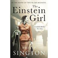 """Philip Sington """"The Einstein Girl"""""""
