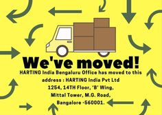 HARTING India has opened a new location in Bengaluru India
