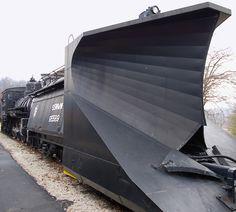 ~ Trains; Snow Plows & Snow Blowers ~
