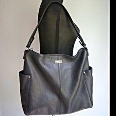 #KateSpade Classic Black Leather Purse - $208 #classic #purse