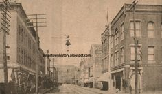 Vintage Johnstown: Up the Street