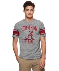 Alabama Crimson Tide Stripe T-Shirt