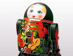 """Check out new work on my @Behance portfolio: """"Russian R2D2"""" http://be.net/gallery/31896791/Russian-R2D2"""