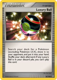 Luxury Ball hinnat | Pokemon Card hinnat