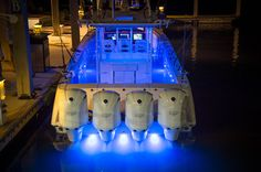 435 Center Console   Everglades Boats