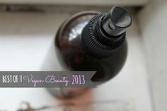BEST OF Vegan Beauty 2013  *ONCE UPON A CREAM Vegan Beauty Blog*
