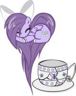 Lulu Belle Heart Pony OC Request by pyrestriker
