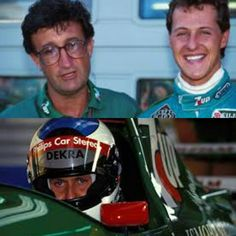 #OnThisDay in 1991, the 7 time world champion Michael Schumacher made his debut in #F1 at the #BelgianGP with Jordan. He started from a superb 7th place but in his first ever lap he had a clutch failure. #keepfightingmichael #MichaelSchumacher #F1Legend #65YearsOfF1 #Formulaone #Formula1 #schumi #forzamichael #schumacher #legends #F12015 #7timewc #worldchampion #special #day #date #fantastic #bestdriver #TeamMS #best #amazing #winner #race #Jordan #jordanf1