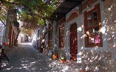 greece molivos-market