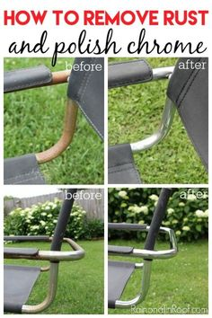 Metal being taken over by rust? Before you give up, try this easy as pie, mind blowing way for how to remove rust! You won't believe how…