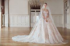Oleg Cassini 2017 bridal gown