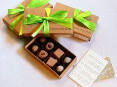 Caixas para bonbons