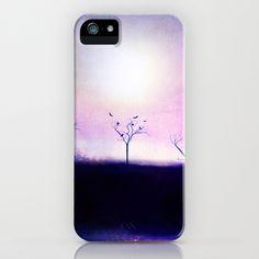 River of lights iPhone Case by Viviana González - $35.00