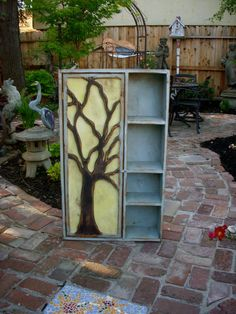 Hey, I found this really awesome Etsy listing at https://www.etsy.com/listing/101875978/wood-furniture-shelf-rustic-oak-tree