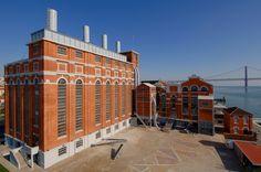 Museu da Eletricidade, Lisboa, Portugal