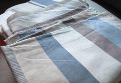 Striped fabrics for cushions