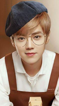 Handsome Anime Guys, Handsome Boys, 2ne1, Kyungsoo, Chanyeol, Got7, Exo Lockscreen, Culture Pop, Korean Boys Ulzzang