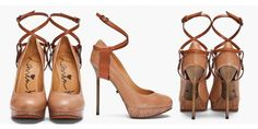 Ankle Strap Pumps: Strap Into Style  SO CUTE!! <3