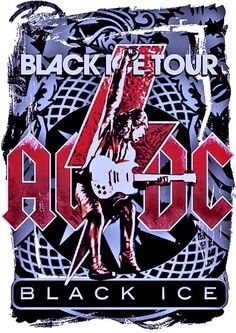 THE AC/DC BLACK ICE TOUR WEBPAGE
