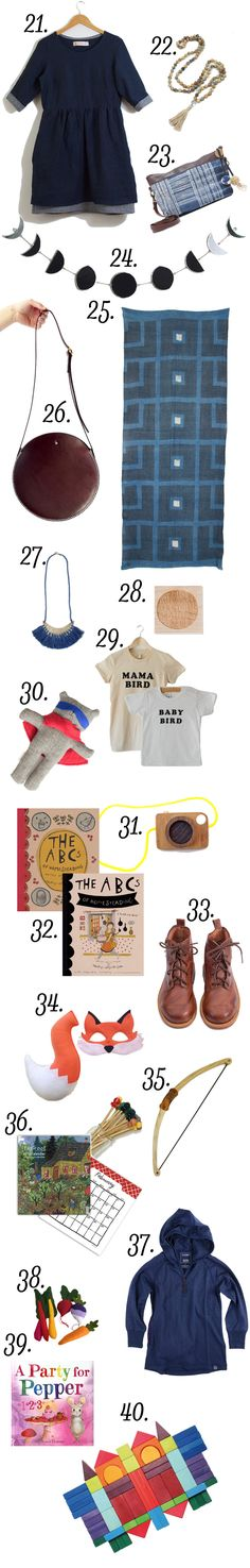 Fare Isle 2015 Maker Made Holiday Gift Guide: For Mama & Babe | Scandi Circle Custom Stamp by Sycamore Street Press