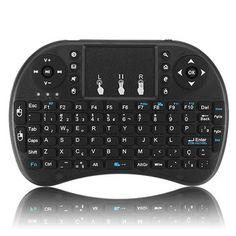 I8 Portuguese Version 2.4G Wireless Mini Keyboard Touchpad Air Mouse Mac Os, Linux, Uganda, Home Entertainment, Sierra Leone, Smart Tv, Taiwan, Montenegro, Teclado Qwerty