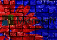 Free Image on Pixabay - Blue, Red, Painted, Brick, Wall Art Nouveau, Chefchaouen, Blue Pill, Painting Wallpaper, Red Bricks, Painted Bricks, Red Paint, Hd Backgrounds, Blue Nails