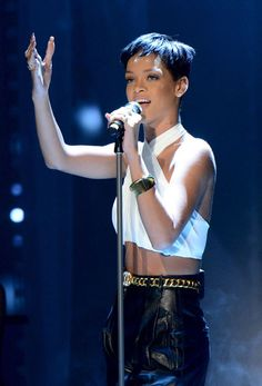 Rihanna in December 2012. See the singer's complete beauty evolution, from 2006 to 2015 (girl has tried EVERYTHING in nearly 10 years).