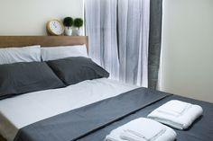 Project 4, Towers, Scandinavian, Bed, Room, Furniture, Design, Home Decor, Bedroom