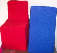 Beau Mini Matt Chair Covers For Kids Sunny / Jolly Chairs Available In Various  Colours. Bulk