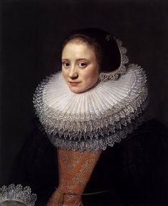 Portrait of a Woman, Michiel Jansz van Miereveldt, 1628