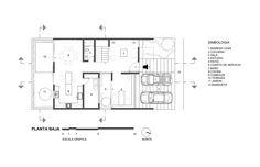 Imagen 12 de 17 de la galería de Casa H12 / Moro Taller de Arquitectura. Planta Baja