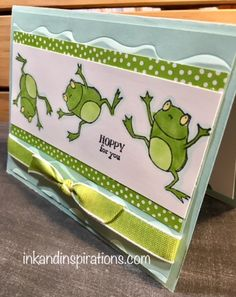 Lisa Brown, Independent Stampin' Up! Demonstrator performs stamp surgery to make a cute handmade card. Masculine Birthday Cards, Happy Birthday Cards, Kids Cards, Baby Cards, Mother Card, Crafts For Boys, Stamping Up Cards, Animal Cards, Paper Cards