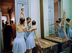"""""""The Desire to Be Perfect in a Russian Ballet Academy"""" —FeatureShoot 