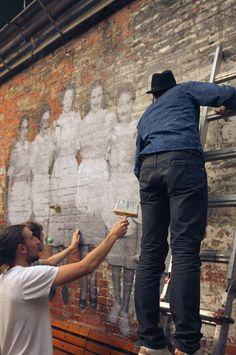 Upcoming / Streets: #JR @ Contemporary Art Center Cincinnati