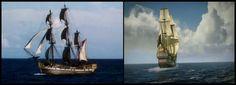 Barcos legendarios II. Con los piratas de la botella de ron - http://www.actualidadliteratura.com/barcos-legendarios-ii-botella-de-ron/