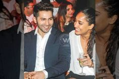 I am single says Lisa Haydon http://www.wishesh.com/bollywood/bollywood-hot-gossips/40502-i-am-single-says-lisa-haydon.html  Rumour mills were abuzz with the news of Varun Dhawan's growing closeness to the Shaukeen girl Lisa Haydon. However, when a tabloid asked her about this link-up, Lisa rubbished the rumours.
