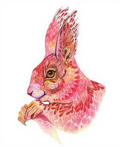 Hey, I found this really awesome Etsy listing at http://www.etsy.com/listing/91286100/the-squirrel-spells-magic-animal