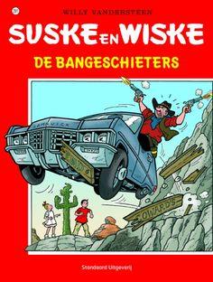 Suske en Wiske. » 291 – De bangeschieters
