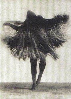 Hugo Erfurth, Tanzstudie, Mary Wigman, ca 1919