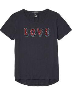 Versierd T-shirt